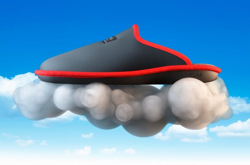 en la nube con estas zapatillas de casa st polk